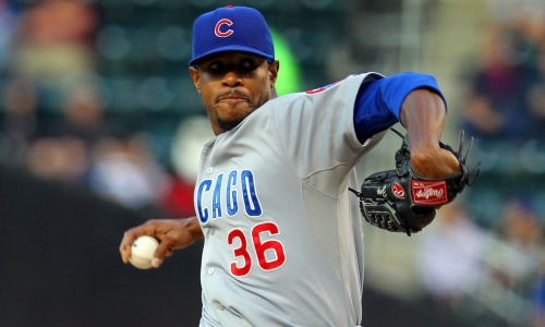 Edwin Jackson - MLB Player