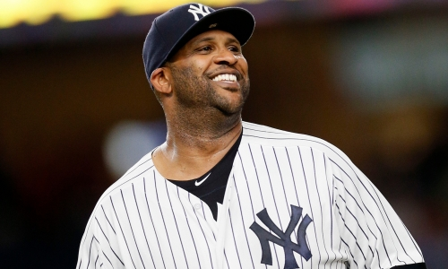 CC Sabathia - Former MLB Player