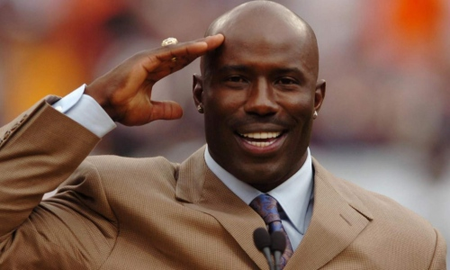 Terrell Davis -  Class of 2017 Pro Football Hall of Fame Honoree