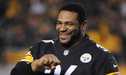 "Jerome ""The Bus""  Bettis - Class of 2015 Pro Football Hall of Fame Honoree"