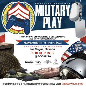 Military Play @ Las Vegas, NV